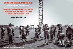 Ironwill Football